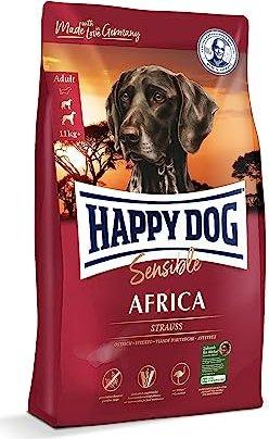 happy dog supreme sensible africa adult strauss und kartoffel 4kg ab 19 40 2019 heise. Black Bedroom Furniture Sets. Home Design Ideas
