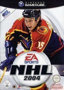 EA Sports NHL 2004 (niemiecki) (GC)