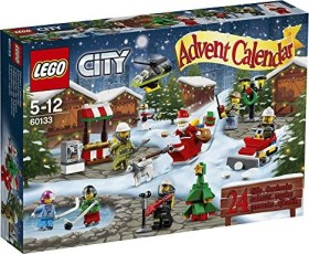 LEGO City - Advent Calendar 2016 (60133)