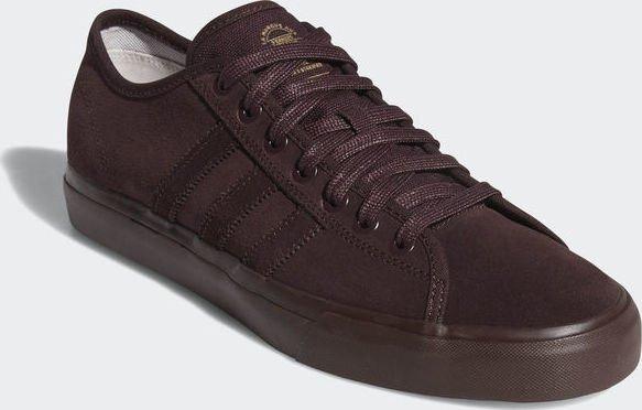 adidas Matchcourt RX blackhi res redgold metallic (men