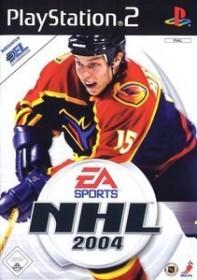 EA Sports NHL 2004 (PS2)