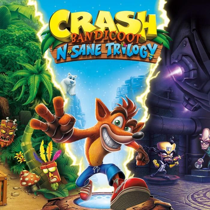 Crash Bandicoot N. Sane Trilogy (Download) (PC)