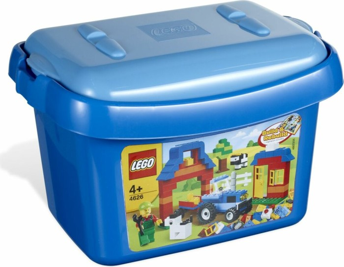 LEGO Bricks & More - Brick Box (4626) -- via Amazon Partnerprogramm