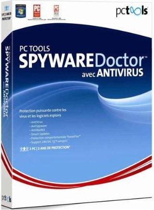 PC tools: Spyware doctor (German) (PC) -- via Amazon Partnerprogramm