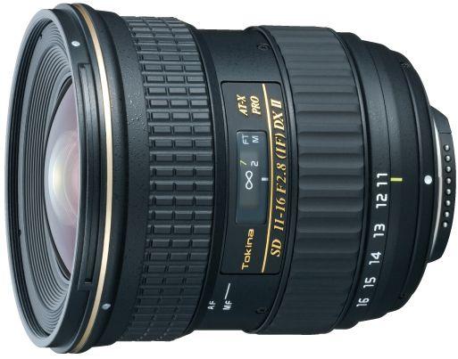 Tokina AT-X Pro 11-16mm 2.8 DX II für Canon EF schwarz