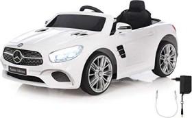 Jamara Ride-on Mercedes-Benz SL 400 white (460438)