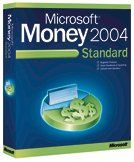 Microsoft: Money 2004 Standard (English) (PC) (105-00462)