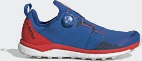 adidas Terrex Agravic Boa blue beauty/core black/active red (Herren) (BC0370)