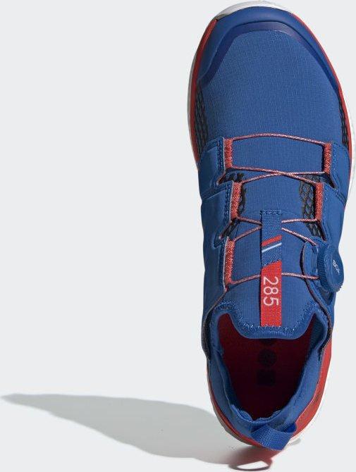 adidas Terrex Agravic Boa blue beautycore blackactive red (Herren) (BC0370) ab € 71,45