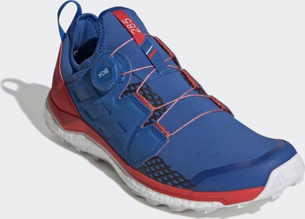 adidas BOOST Terrex Agravic BOA Herren Trail-Running Schuhe BC0370 Wanderschuhe