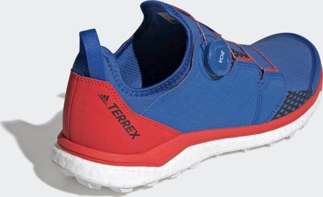 adidas Terrex Agravic Boa blue beautycore blackactive red (Herren) (BC0370) ab ? 97,47