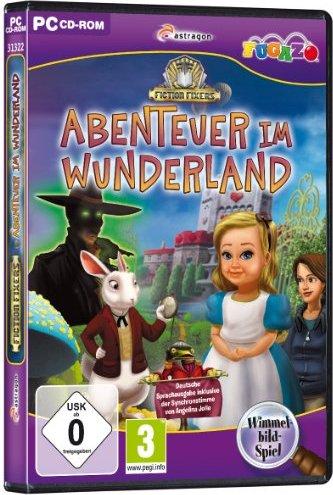 Fiction Fixers: Abenteuer im Wunderland (deutsch) (PC) -- via Amazon Partnerprogramm
