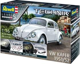 Revell Technik VW Käfer 1951/1952 (00450)