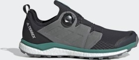 adidas Terrex Agravic Boa carbon/grey three/active green (Herren) (BC0372)