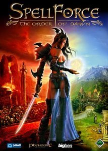 Spellforce: The Order of Dawn (German) (PC)