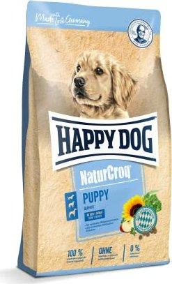 happy dog naturcroq welpen 15kg heise online preisvergleich deutschland. Black Bedroom Furniture Sets. Home Design Ideas