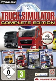 Truck Simulator - Complete Edition (PC)