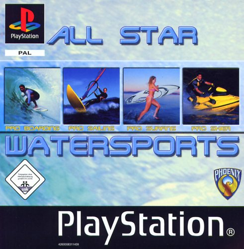 All Star Watersports (PS1) -- via Amazon Partnerprogramm