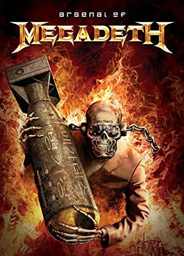 Megadeth - Arsenal of Megadeth -- via Amazon Partnerprogramm