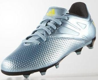 buy popular 127ef 0befe adidas Messi 15.3 FG AG matte ice metallic bright yellow core black  (Junior) (S81493) starting from £ 20.99 (2019)   Skinflint Price Comparison  UK