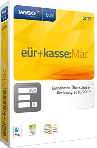 Buhl Data WISO EÜR & Kasse 2019 (German) (MAC)