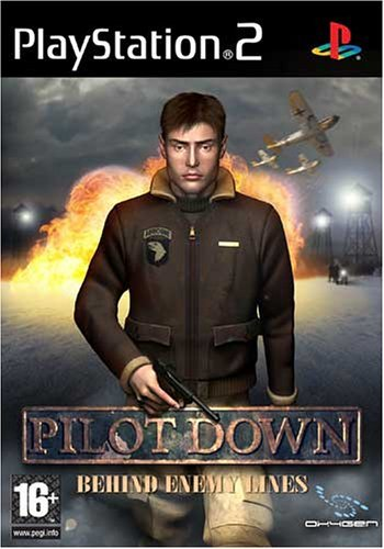 Pilot Down: Behind Enemy Lines (German) (PS2) -- via Amazon Partnerprogramm
