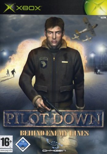 Pilot Down: Behind Enemy Lines (German) (Xbox) -- via Amazon Partnerprogramm
