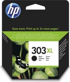 HP Druckkopf mit Tinte 303 XL schwarz (T6N04AE)