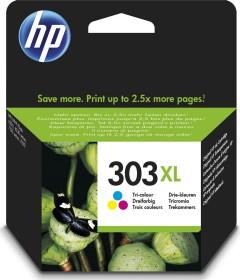 HP Druckkopf mit Tinte 303 XL dreifarbig (T6N03AE)