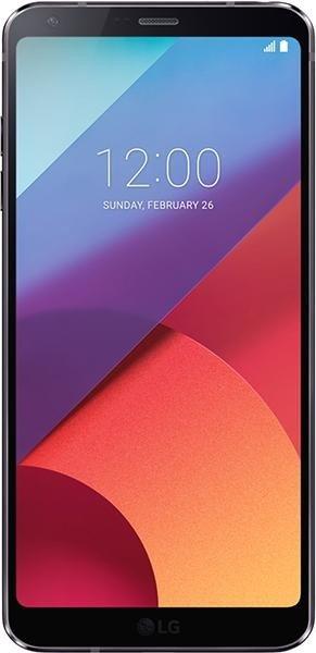 LG Electronics G6 H870 czarny