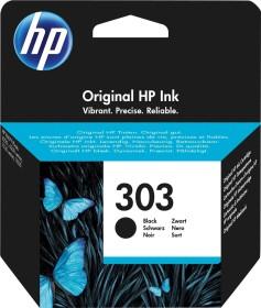 HP Druckkopf mit Tinte 303 schwarz (T6N02AE)