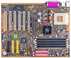 ABIT KX7-333R, KT333, RAID (PC-2700 DDR)