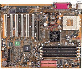 ABIT KX7-333, KT333 (PC-2700 DDR)
