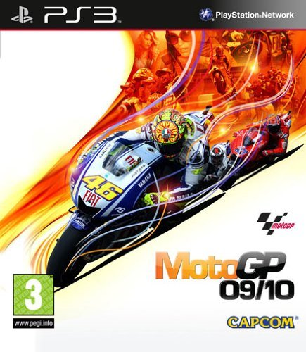 Moto GP 09/10 (deutsch) (PS3) -- via Amazon Partnerprogramm