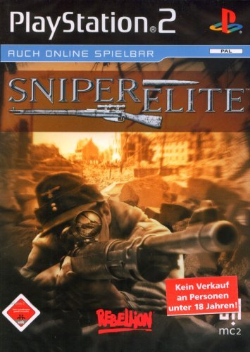 Sniper Elite: Berlin 1945 (niemiecki) (PS2) -- via Amazon Partnerprogramm
