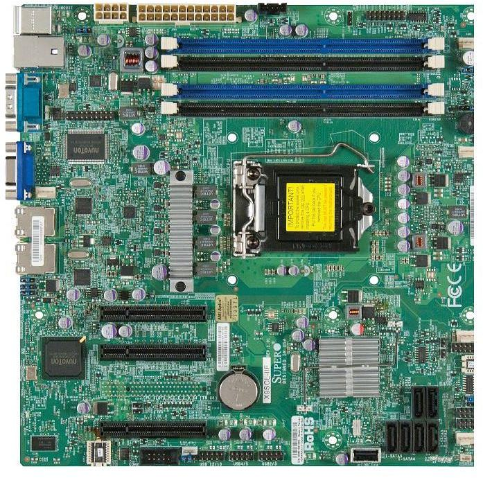 Supermicro X9SCM-iiF retail (MBD-X9SCM-iiF-O)