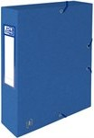 Oxford Top File+ Sammelbox A4, 60mm, grün (400114381)