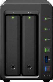 Synology DiskStation DS718+ 24TB, 6GB RAM, 2x Gb LAN