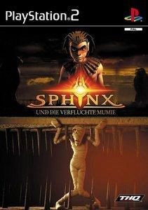 Sphinx und die verfluchte Mumie (deutsch) (PS2)