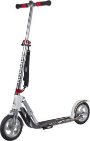 Hudora Big Wheel Air 205 Scooter silver/white (14005)