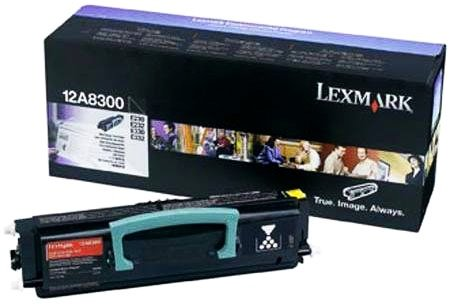 Lexmark 12A8300 Toner schwarz