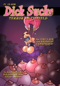 Dick Sucks - Terror in Titfield (German) (PC)