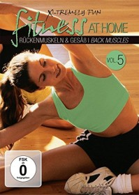 Fitness at Home Vol. 5 (DVD)