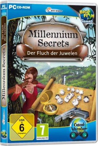 Millennium Secrets: Der Fluch der Juwelen (deutsch) (PC) -- via Amazon Partnerprogramm