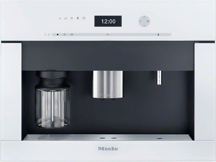 Miele Cva 6401 Einbau Kaffeevollautomat Brillantweiß
