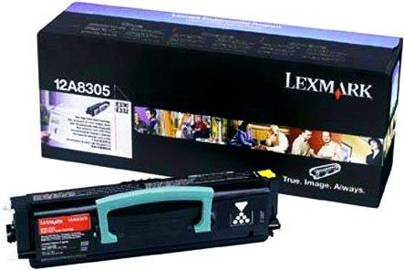 Lexmark 12A8305 Toner schwarz