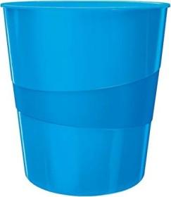 Leitz WOW Papierkorb rund, blau (52781036)