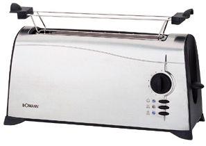 Bomann CB 226 Langschlitz-Toaster