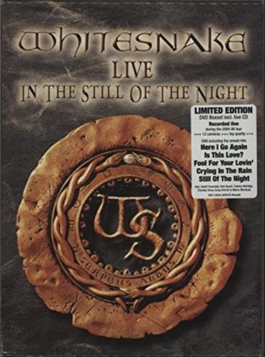 Whitesnake - Live/In the Still of the Night -- via Amazon Partnerprogramm