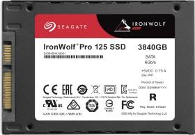 Seagate IronWolf Pro 125 NAS SSD +Rescue 3.84TB, SATA (ZA3840NX10001 / ZA3840NX1A001)